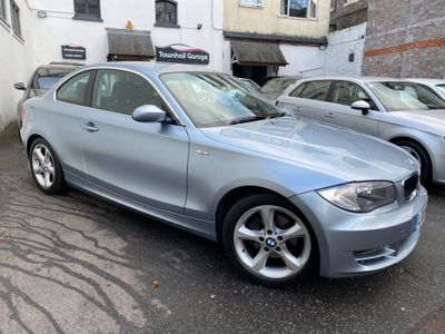 BMW 1 Series Coupe 3.0 125i SE Auto 2dr