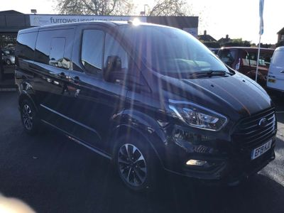 Ford Tourneo Custom Other 2.0 310 L1 Sport Auto 5dr (8 Seats)