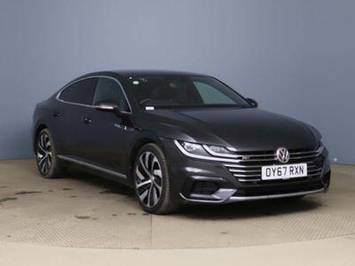 Volkswagen Arteon Saloon 2.0 TSI R-Line Fastback DSG (s/s) 5dr