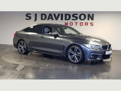 BMW 4 Series Gran Coupe Coupe 3.0 430d M Sport Gran Coupe 4dr