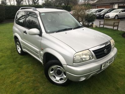 Suzuki Grand Vitara SUV 1.6 SE Estate 3dr