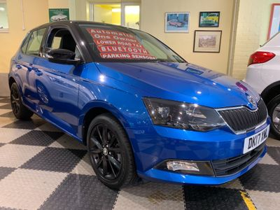 SKODA Fabia Hatchback 1.2 TSI SE L DSG (s/s) 5dr