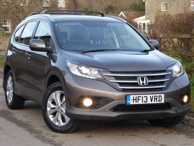 Honda CR-V SUV 2.2 i-DTEC SE 4x4 5dr