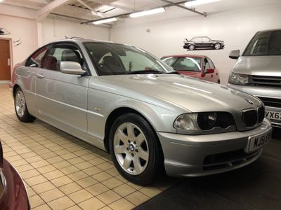 BMW 3 Series Coupe 2.0 318Ci 318 2dr