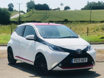 Toyota AYGO Hatchback 1.0 VVT-i x-press x-shift 5dr