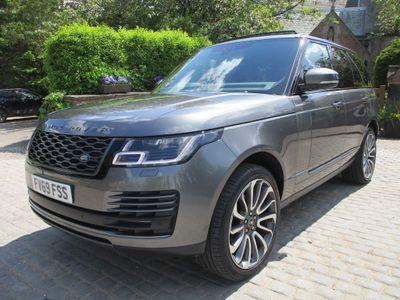 Land Rover Range Rover SUV 3.0 SD V6 Vogue SE Auto 4WD (s/s) 5dr