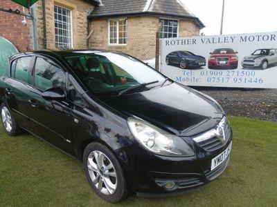 Vauxhall Corsa Hatchback 1.7 CDTi 16v SXi 5dr