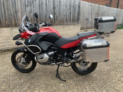 BMW R1200GS Adventure Adventure 1200 Adventure ABS