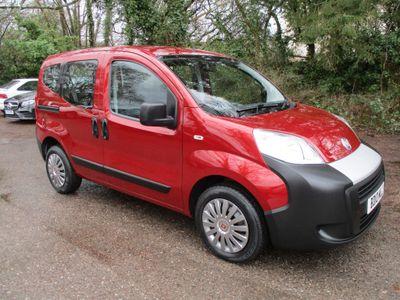 Fiat Qubo MPV 1.4 Active 5dr