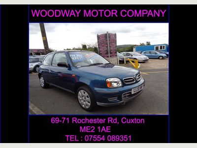 Nissan Micra Hatchback 1.0 Vibe Limited Edition 3dr