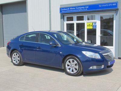 Vauxhall Insignia Hatchback 2.0 CDTi ecoFLEX 16v SRi (s/s) 5dr