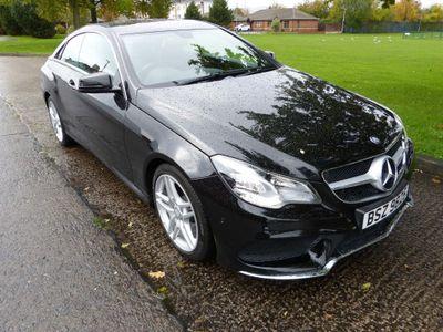 Mercedes-Benz E Class Coupe 2.1 E250 CDI AMG Line (Premium) 7G-Tronic Plus (s/s) 2dr