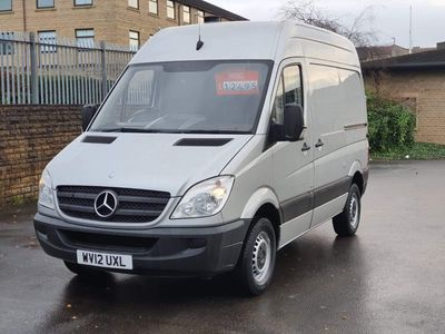 Mercedes-Benz Sprinter Panel Van 2.1 CDI 313 High Roof Panel Van 5dr SWB
