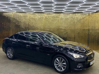 Infiniti Q50 Saloon 2.2d Premium Auto (s/s) 4dr