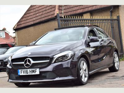 Mercedes-Benz A Class Hatchback 1.5 A180d Sport (Premium Plus) (s/s) 5dr