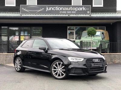 Audi A3 Hatchback 1.5 TFSI CoD Black Edition (s/s) 3dr