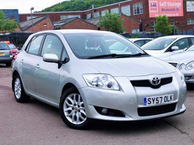 Toyota Auris Hatchback 1.6 VVT-i TR 5dr