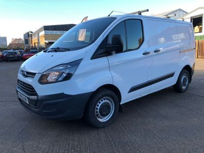 Ford Transit Custom Panel Van 2.2 TDCi ECOnetic 270 L1H2 5dr