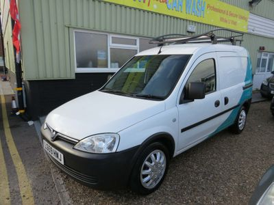 Vauxhall Combo Other 1.7 CDTi 16v 2000 Panel Van 3dr