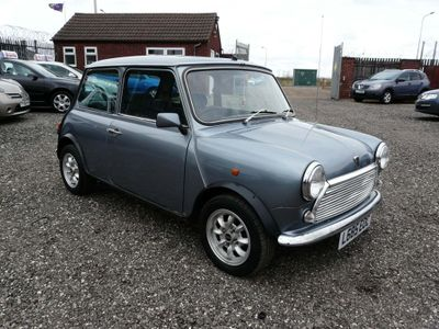 Rover Mini Saloon 1.3 Mayfair 2dr