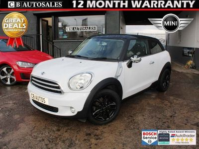 MINI Paceman Hatchback 1.6 Cooper (Pepper) 3dr
