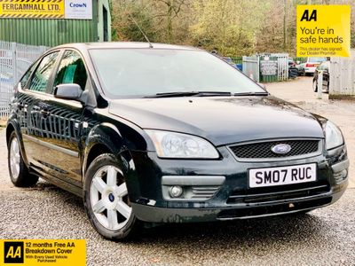 Ford Focus Hatchback 1.6 TDCi Sport 5dr