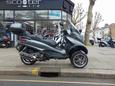 Piaggio MP3 Three Wheeler 500 LT Sport ABS