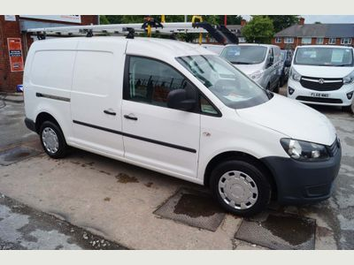 Volkswagen Caddy Maxi Panel Van 1.6TDi LWB MAXI 'SKY SPECIFICATION' NAV