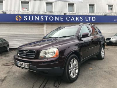 Volvo XC90 SUV 2.4 D5 SE Lux AWD 5dr