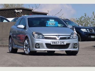Vauxhall Astra Hatchback 2.0 i 16v VXR Sport Hatch 3dr