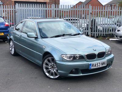 BMW 3 Series Coupe 2.2 320Ci 320 SE 2dr