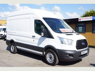 Ford Transit Panel Van 2.2 TDCi 350 FWD L2 H3 5dr