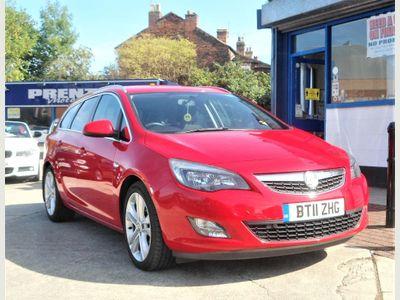Vauxhall Astra Estate 1.7 CDTi 16v SRi 5dr