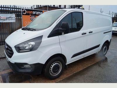Ford Transit Custom Panel Van 2.0TDCi 300 L1 VAN (EURO 6)