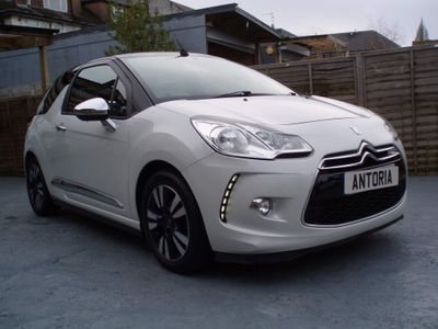 Citroen DS3 Cabrio Convertible 1.6 VTi DStyle Cabriolet 2dr