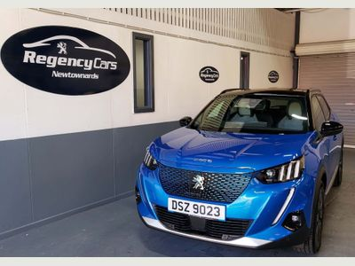Peugeot 2008 SUV 50kWh GT Auto 5dr