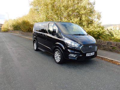 Ford Tourneo Custom Minibus 2.0 310 EcoBlue Titanium L1 EU6 (s/s) 5dr (8 Seat)