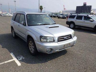 Subaru Forester SUV XT TURBO Automatic petrol