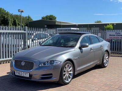 Jaguar XJ Saloon 3.0 TD Luxury SWB Saloon (s/s) 4dr