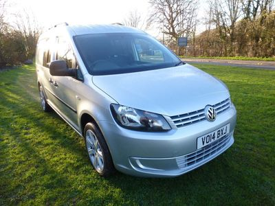 Volkswagen Caddy Maxi Other 2.0 TDI C20 Maxi Startline Panel Van 5dr