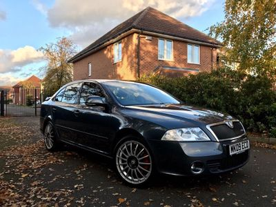 SKODA Octavia Hatchback 2.0 TDI CR vRS Limited Edition 5dr