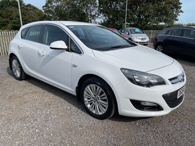 Vauxhall Astra Hatchback 1.7 CDTi ecoFLEX Excite 5dr