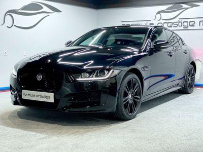 Jaguar XE Saloon 2.0d R-Sport Auto AWD (s/s) 4dr