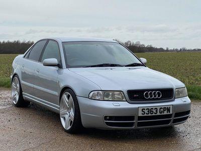 Audi S4 Saloon 2.7 quattro 4dr