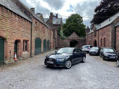 Audi A6 Saloon Saloon 2.0 TDI ultra SE S Tronic 4dr