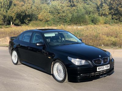 BMW Alpina B5 Unlisted