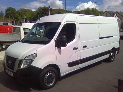 Nissan NV400 Panel Van 2.3 dCi 35 SE FWD L3 H2 EU6 5dr