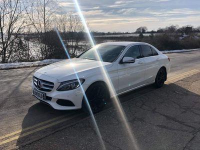 Mercedes-Benz C Class Saloon 2.1 C220d Sport (s/s) 4dr