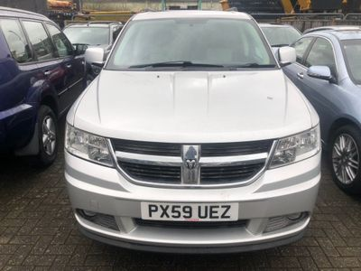 Dodge Journey SUV 2.0 CRD RT 5dr