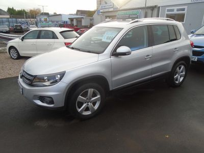 Volkswagen Tiguan SUV 2.0 TDI BlueMotion Tech Escape (s/s) 5dr